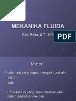 Mekanika Fluida - Elvis Ratta.ppt