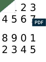 0 1 2 3 4 5 6 7 8 9 0 1 2 3 4 5 6 7 8 9 0 1 2 3 4 5 6 7 8 9