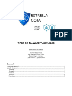 Documento Listado Malware