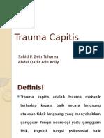 Trauma Capitis slide ptt.pptx