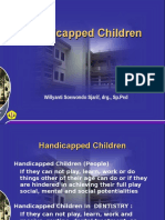 Handicapped Children - KPBI.ppt