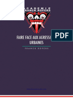 Faire Face Aux Agressions Urbaines - Franck Ropers