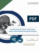 Global Antidiabetic Biosimilars Market Industry Insights 2024