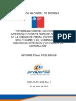 CNE-15-001-009 Rev. 1 Informe Final Preliminar