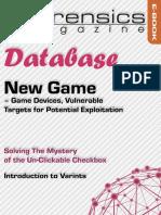 EForensics Book - Database