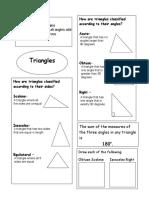 trianglegraphicorganizer