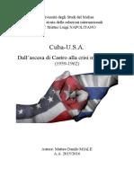 Relazioni Cuba-U.S.A. (1959-1962)