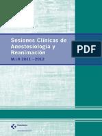 Sesiones Clinicas de Anestesia y  Reanimacion.pdf
