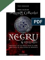 Ted Dekker - Negru - Matca raului.pdf