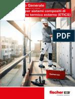 Fissaggi per sistemi compositi di isolamento termico esterno (ETICS)