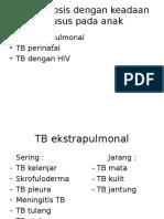 Tuberkulosis khusus