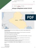 Iraq violence_ Bombings at Baghdad market 'kill 24' - BBC News.pdf