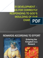 Character development – rewards(ppt)