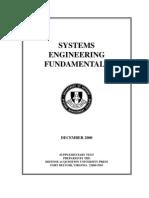 SEF2000 System Engineering Fundamental