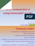 Comunicare Asertiva - Seminar Trainer Psiholog Adriana Nicolae