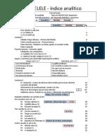 UKELELE - Índice Analítico Leonardo Corrales