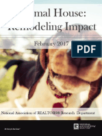2017 Remodeling Impact Animals in Homes 02-13-2017