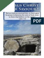 Fellowship Tract