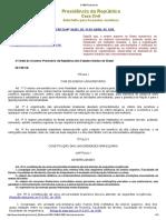 1931. Decreto Nº 19851 de 11 de Abril de 1931