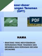 Penggolongan Hama