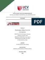 Informe Gerencia Estrategica Internacional