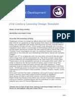 Microsoft 21st Century-Skilled Communication