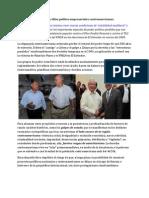 Las derechas centroamericanas intentan reacomodarse