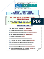 1 Programme Fiscalite Immobiliere 2016