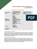 Cualidades Habilidades y Actitudes Del Ingeniero Competente