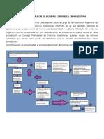 Trabajo Proceso de Emision de Normas Contables en Argentina