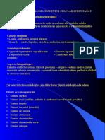 General - Curs 6 - 7 - Semiologia Tesutului Celular at Muschi, Oase, Articulatii