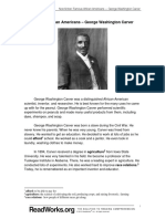 600 famous african americans george washington carver