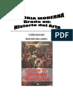 Resumen de HISTORIA MODERNA (Libro de Ribot)