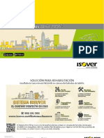 Lista de Precios Isover 2016b