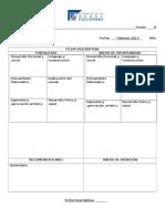 Ficha Individual y Descriptiva Por Alumno