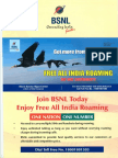 Brochure BSNL All India Roaming