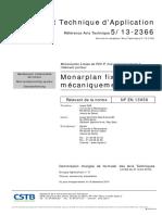 Monarplan au 12.2018 AF132366