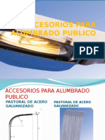 Accesorios Para Alumbrado Publico
