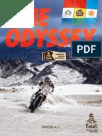 Press Kit Dakar 2017