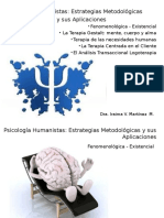 Presentación Estrategias Metodológicas Humanista. Dra Iraima v. Martínez V.