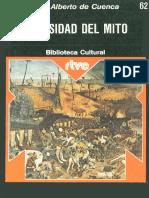 De Cuenca Luis Alberto - Necesidad Del Mito.pdf