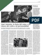 José Antonio Primo de Rivera El País 8 febrero 2017