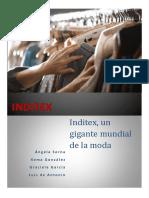 Caso Inditex Direccion Estrategica