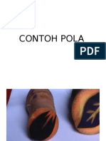 Contoh Pola Desain Stempel Media Wortel