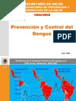 Programa Dengue e Intersectorialidad