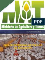 Instalación Para Pollos de Engorde