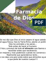 La farmacia de Dios.pps
