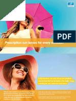 2015 Sunwear Brochure