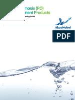 AkzoNobel Water Treatment RO Selectionguide Tcm45-38257