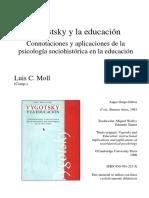 Vigotsky y La Educación